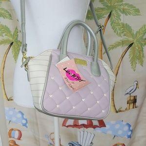 "BNWT cute Betsey Johnson bag. 11"" x 8"""
